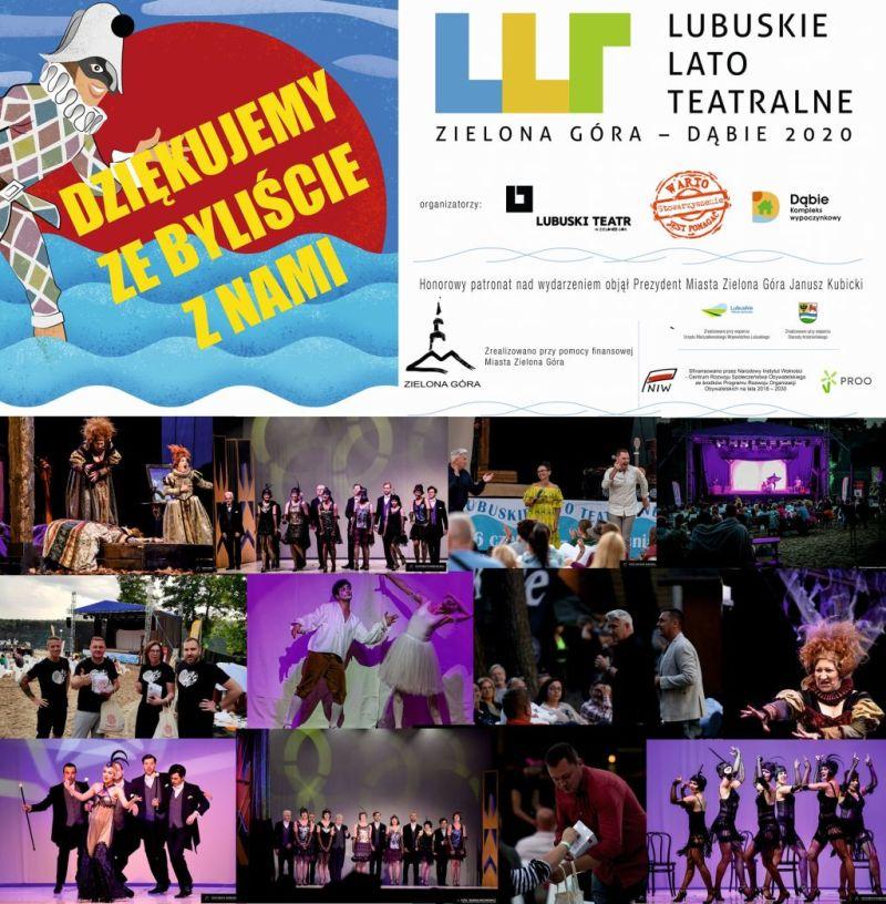 Lubuskie Lato Teatralne za nami.