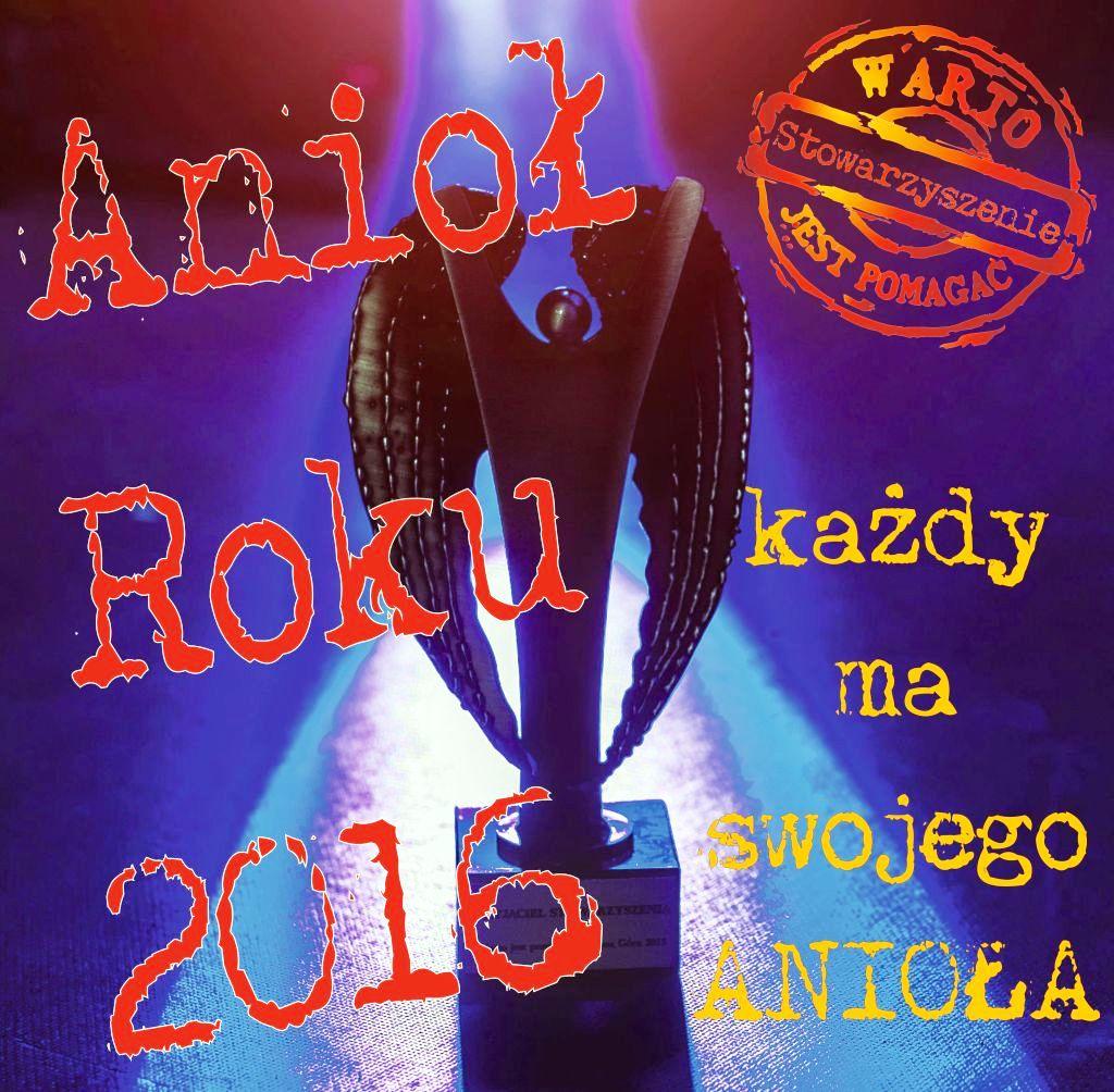 """""""Anioł Roku"""" 2016 - wręczony"""